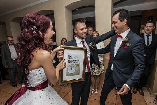ceremóniamester Hubadúr Fenci (Feri és Enci) esküvője, (Első Látásra Wedding Photography)