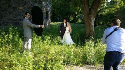 Esküvő menete: fozózás