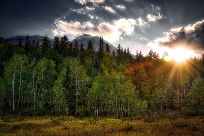 Timpanogos Sunset