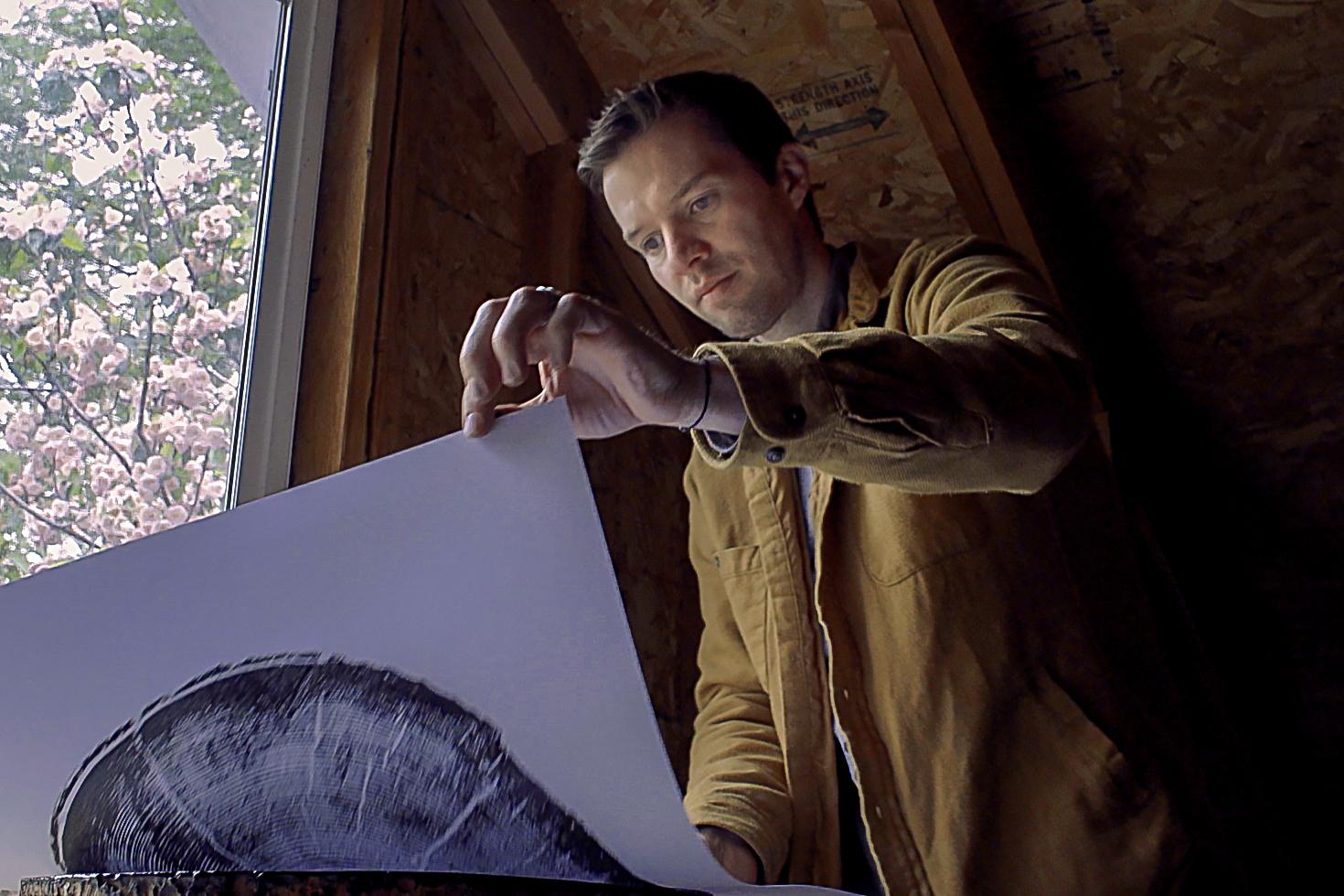 Erik Linton Tree Prints