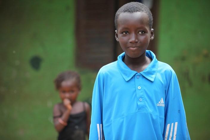 Nike Boy, Ghana