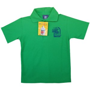 Polo Shirt - Green (Sharks Faction)