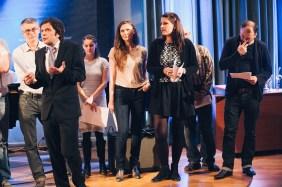 A Kaisers TV, Ungarn előadás színészei.