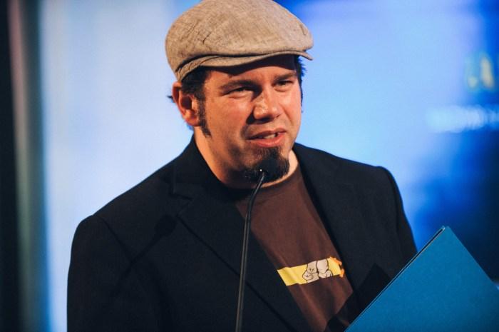Süli András, az Artisjus-díjas Campus fesztivál egyik szervezője