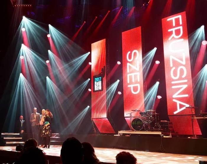 Szép Fruzsina Award