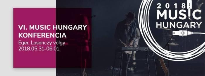 music hungary 2018 banner