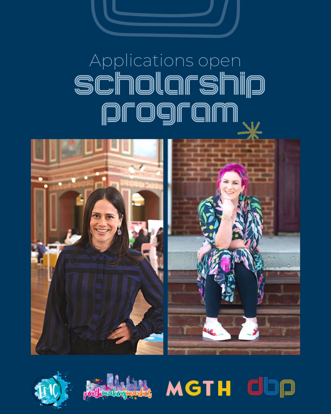 DBP and Perth Makers Market Scholarship Program Applications Open