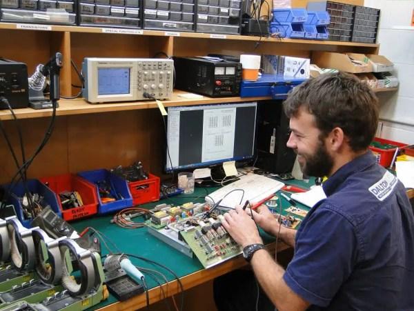 Service | Dalton Electrical