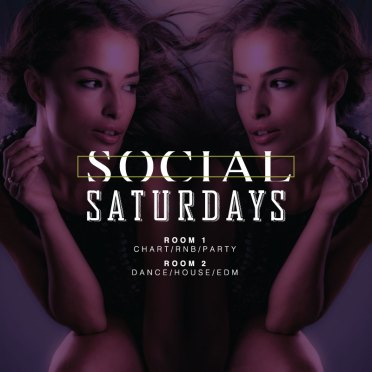 Social Saturdays Dalton Rooms