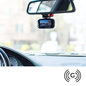 Best Dashcam G-Sensor Lock