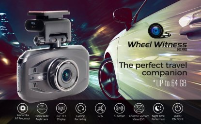 The Wheel Witness the most reliable dash cam under $125