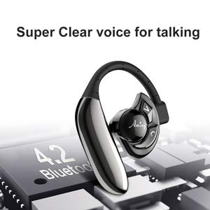 Super clear voice mic for headset. Great driving gadget for summer travel
