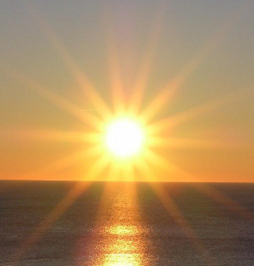 raios de sol-uv