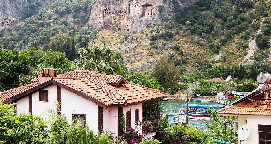 Dalyan Caria Premium Hotel Dalyan Turkey