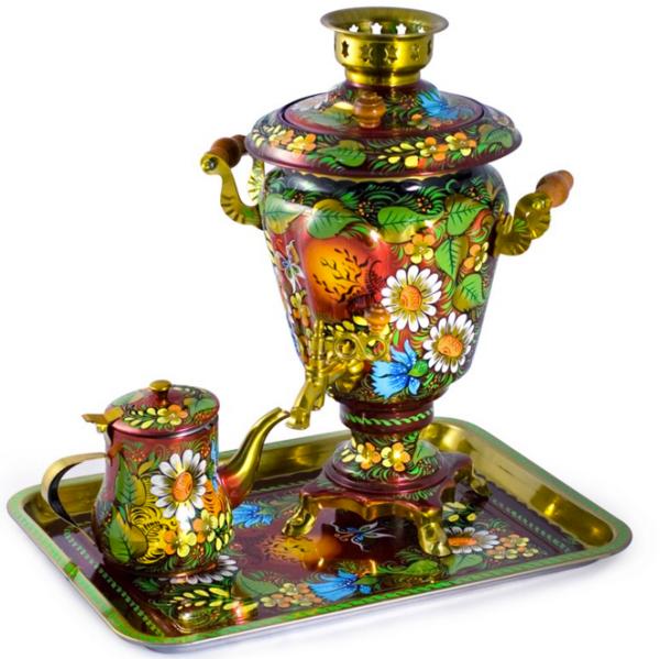russian samovar tea culture