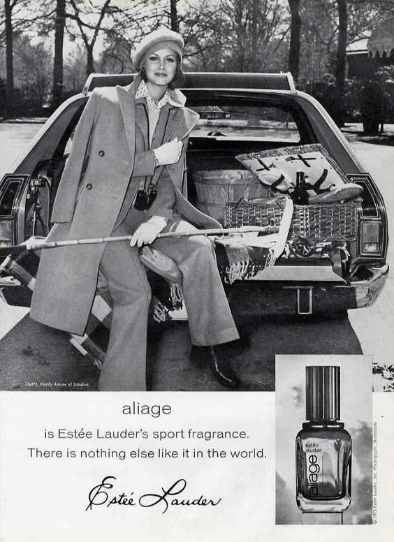 Estee Lauder Aliage perfume dalybeauty