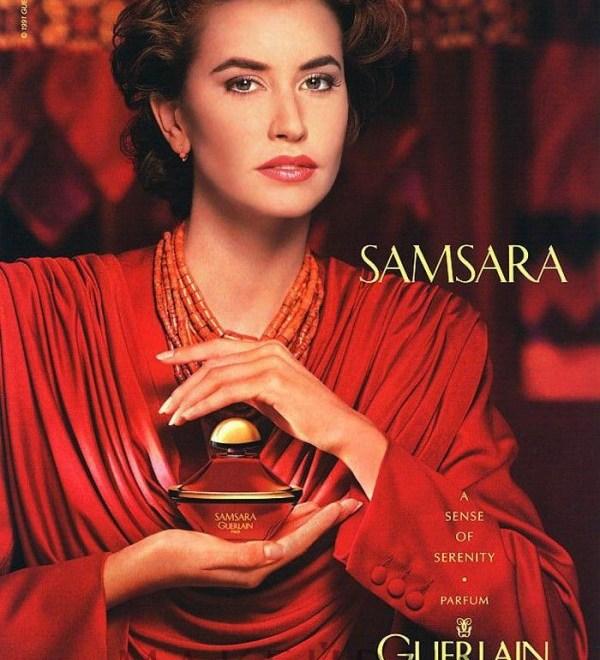 Guerlain Samsara vintage review dalybeauty
