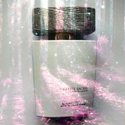 Au Pays De La Fleur D Oranger Violette Sucree Perfume From An