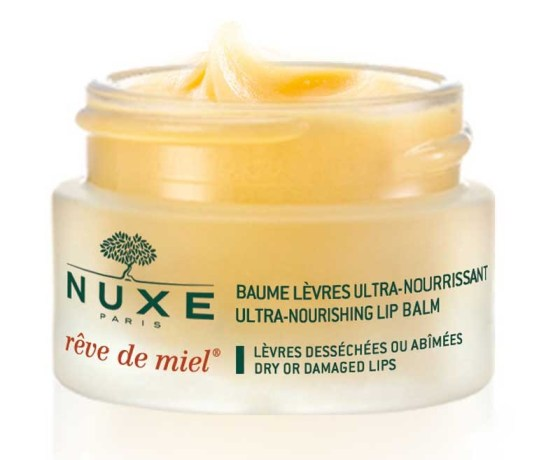 Nuxe Reve de Miel lip balm review dalybeauty