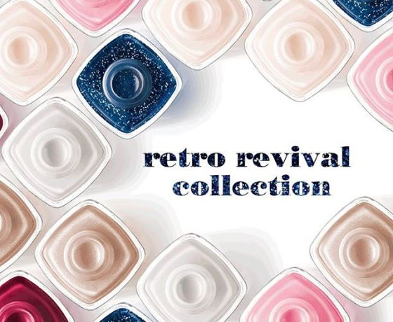 Essie Retro Revival Dalybeauty reivew swatches Starry Starry Night