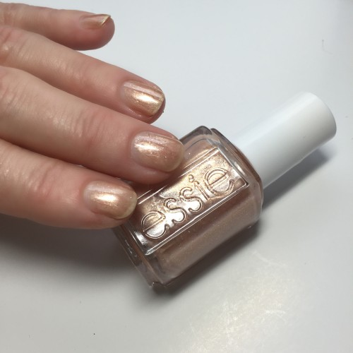 Essie Retro Revival Dalybeauty reivew swatches Sequin Sash