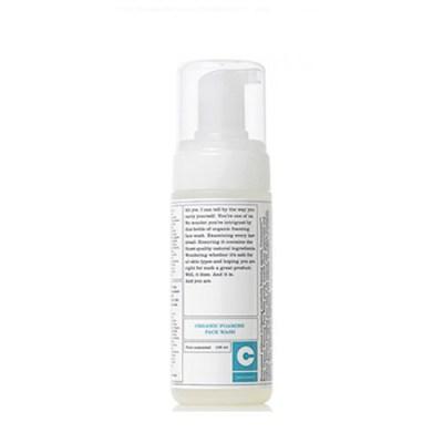 Consonant Organic Foaming Facewash