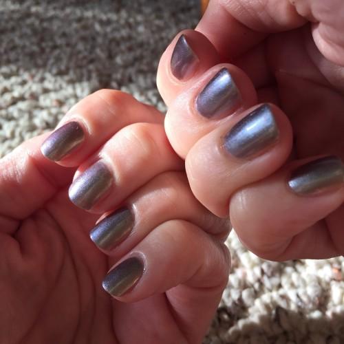 Chanel Le Vernis Sweet Star nail polish dalybeauty