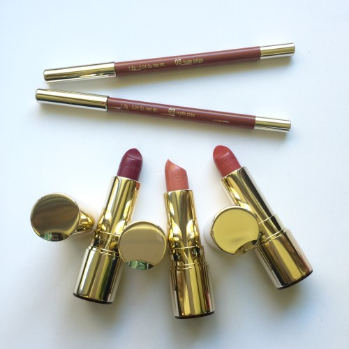 Clarins Joli Rouge Lip Pencils Fall 2015 Dalybeauty