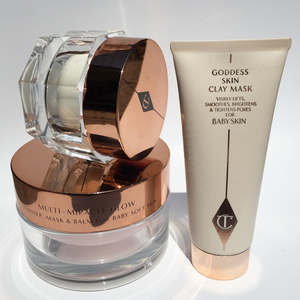 Charlotte Tilbury Magic Cream Multi Use Balm Goddess Clay Mask
