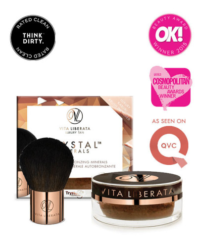 Get Your Glow On While You Powder Your Nose: Vita Liberata