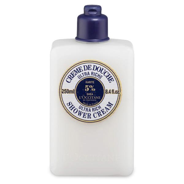 Loccitane-shea-butter-ultra-rich-shower-cream
