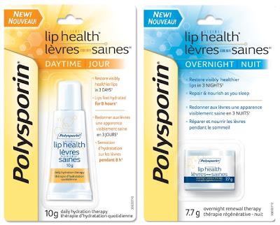 Polysporin Lip Health Duo