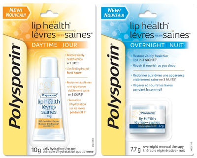 Polysporin Lip Health Duo