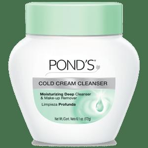 Pond's Cold Cream, No Wrinkles & Mineral Oil Myths