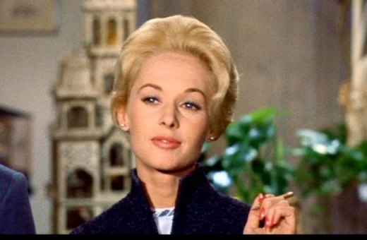 Tippi Hedren, goddess of long gorgeous nails