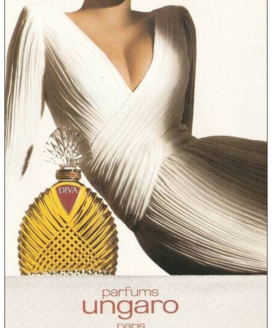 Vintage Perfumes: The Sexy 80s Siren, Ungaro Diva