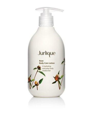 jurlique rose body care lotion
