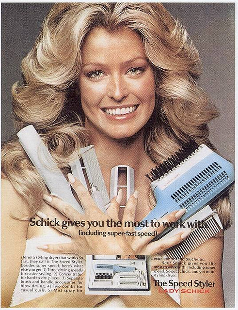 Retro Hair Care Must-Haves That Are Still Awesome