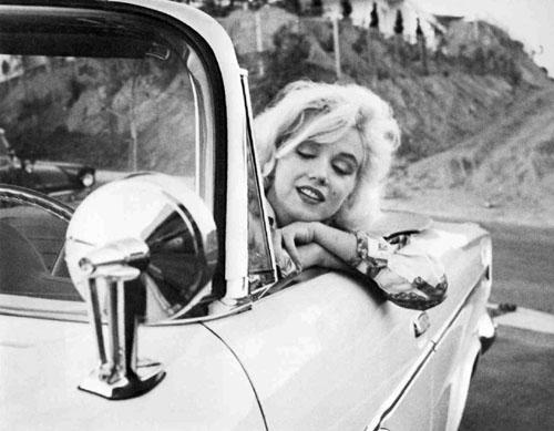 marilyn convertible
