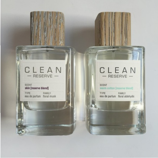 """Niche Perfumery Is So Hot Right Now: CLEAN Reserve """"Warm Cotton"""" & """"Skin"""""""