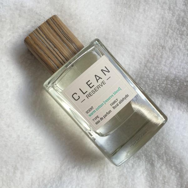 CLEAN Reserve Warm Cotton perfume review dalybeauty