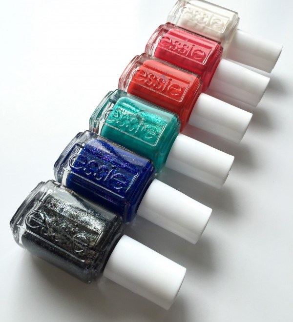 Essie Summer Collection – Tropical Delights & A Black Polish for Summer!