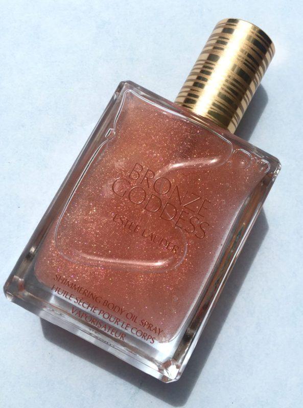 Estee Lauder Bronze Goddess Shimmering Body Oil_review_dalybeauty