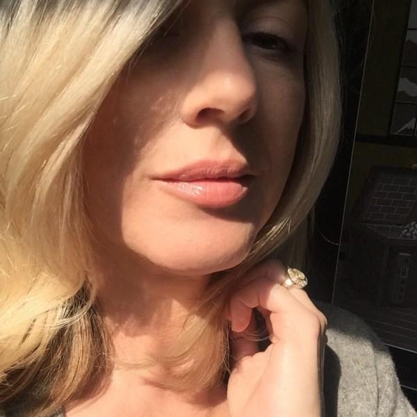 In sunlight