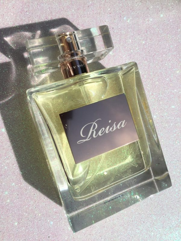 Truly Yours Perfume Reisa review