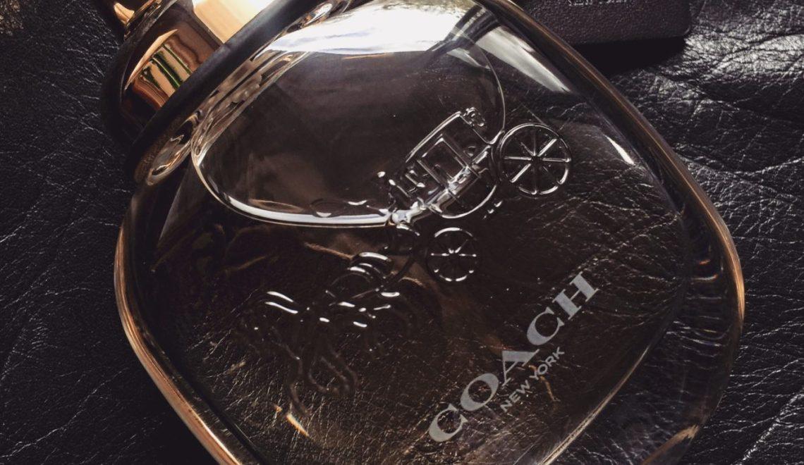 Coach The Fragrance Eau de Parfum, Raspberries, Roses & Suede: Review