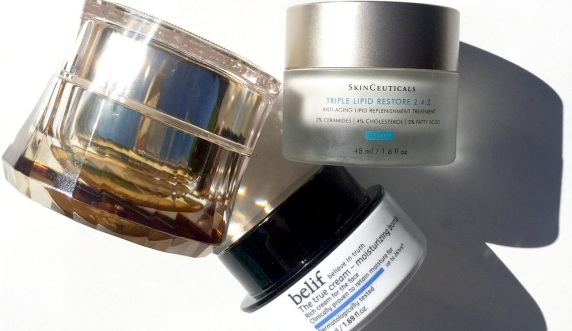 3 Amazing And Intense Moisturizers For Plump Dewy Skin