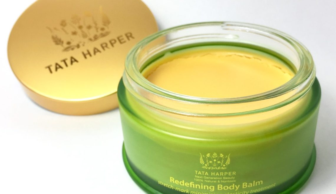 TATA HARPER REDEFINING BODY BALM IS LIKE BUTTAH: REVIEW