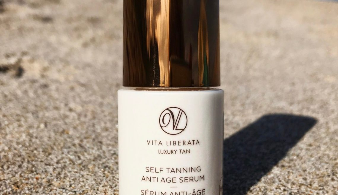 Vita Liberata Self Tanning Anti Age Serum Review: Skincare That Glows