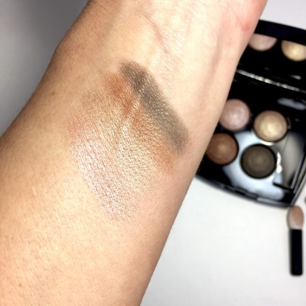 CHANEL Coco Codes Les 4 Ombres Codes Subtil swatches